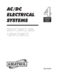 ac/dc electrical systems