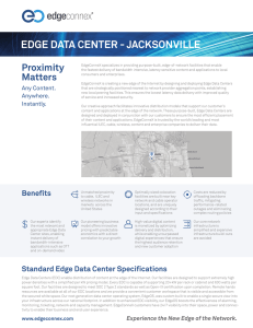 edge data center - jacksonville