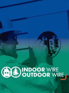 Indoor/ Outdoor Wire
