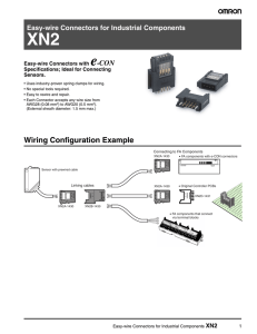 Wiring Configuration Example