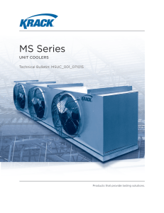 Industrial Unit Coolers - Heatcraft Worldwide Refrigeration