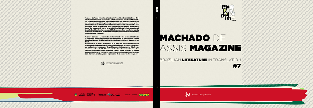 6debdd493db8 brazilian literature in translation - Machado de Assis