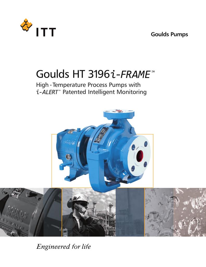 Goulds HT 3196