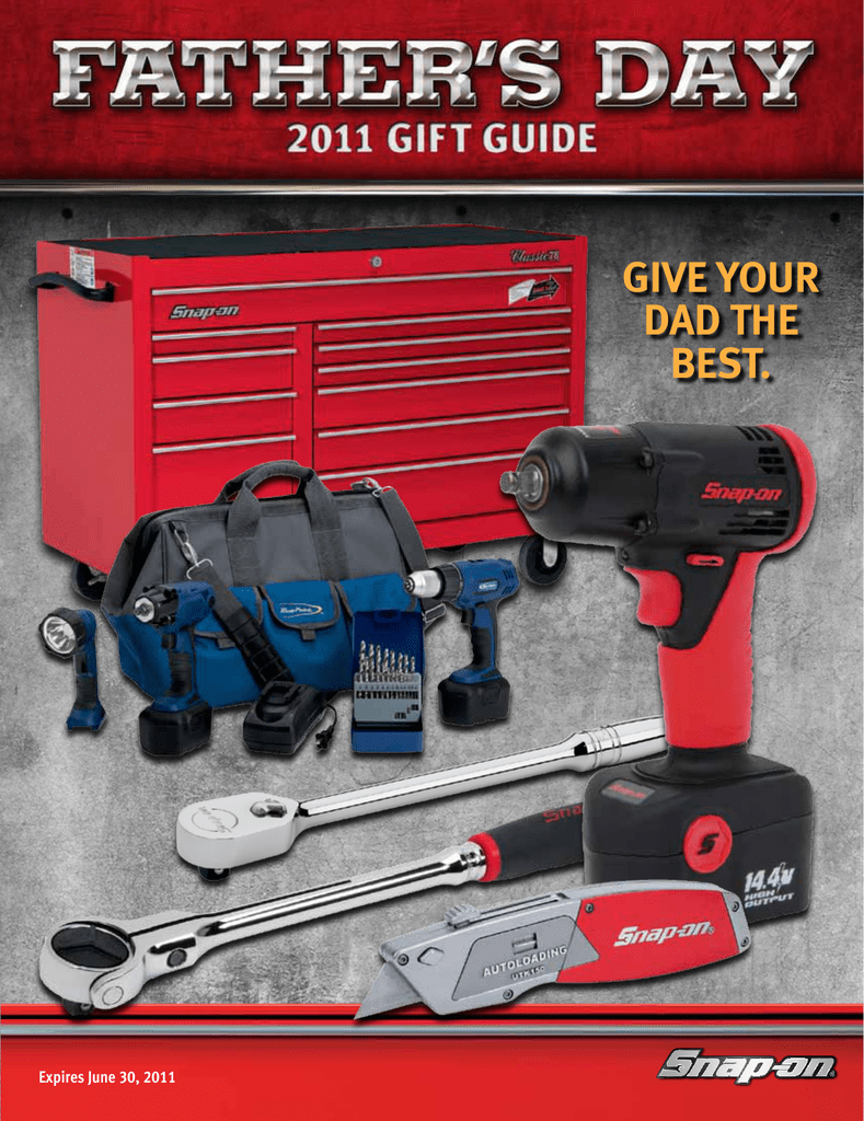 Give Your Dad The Best Snap On Of Snapon Perfect For Small To Medium Cleaning Jobs