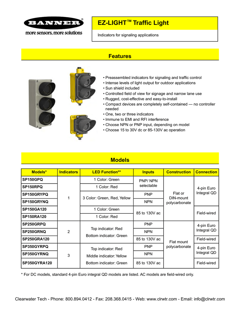 Clearwater Lights Wiring Diagram