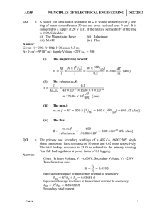 Principles of Electrical Engineering - IETE e