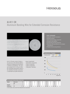 Al-H11-CR factsheet