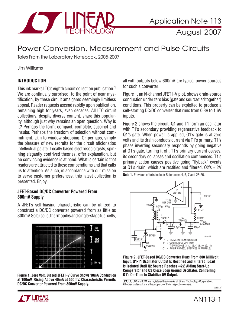 Power Conversion Measurement And Pulse Circuits Figure 1 The Simple Crystal Oscillator 110mhz Using Inverter Gate