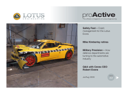 evora e414 lotus drivers guide rh studylib net Jaguar Racing Vintage Ford Racing
