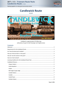 Candlewick Route