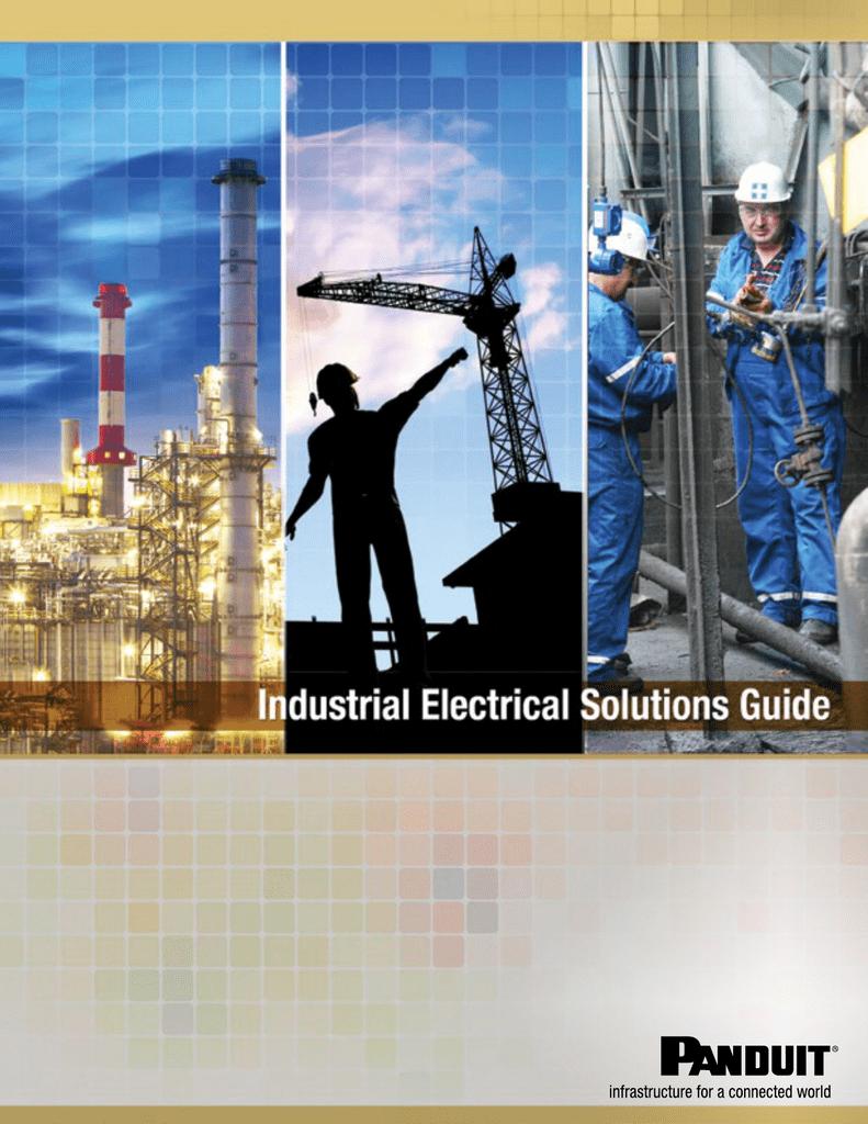 Industrial Electrical Solutions Guide Panduit Rj45 Wiring Diagram 018718774 1 180ee2253d50123045c89ea3d75f32cd