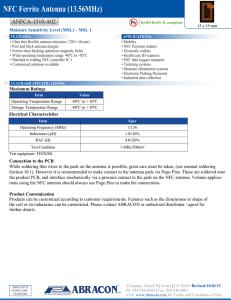 ANT-PD58-32 Datasheet Parabolic Dish Antenna System