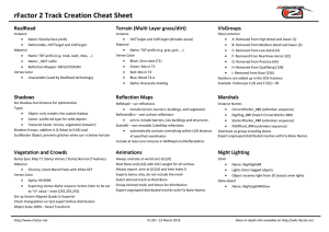 rFactor 2 Track Creation Cheat Sheet