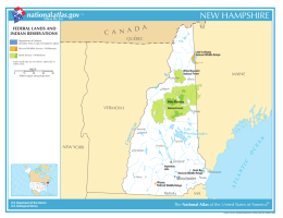 New Hampshire - Federal Lands and Indian Reservations