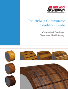 The Helwig Commutator Condition Guide