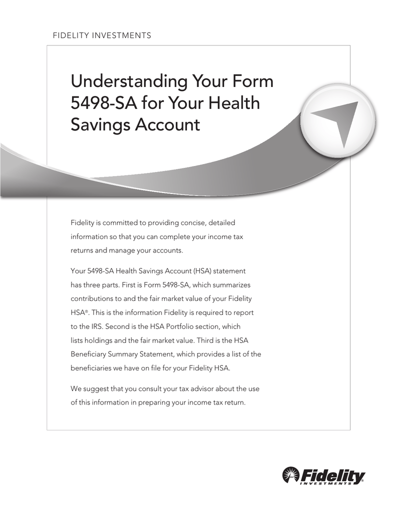 Understanding Your Form 5498 Sa For