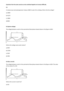 Example questions chapter 8