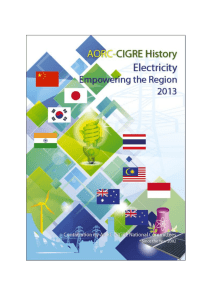 Table of Contents - Thailand National Committee of CIGRE (TNC