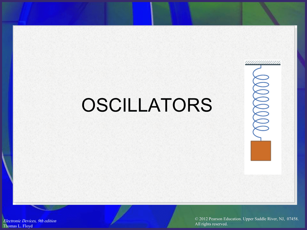 Oscillators The Colpitts Oscillator Utilizes A Tank Circuit Lc In Feedback 018731102 1 A90d1f7cd4e398505bf921185102c0ee