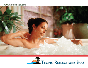 TROPIC REFLECTIONS SPAS