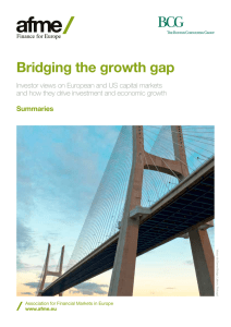 Bridging the growth gap