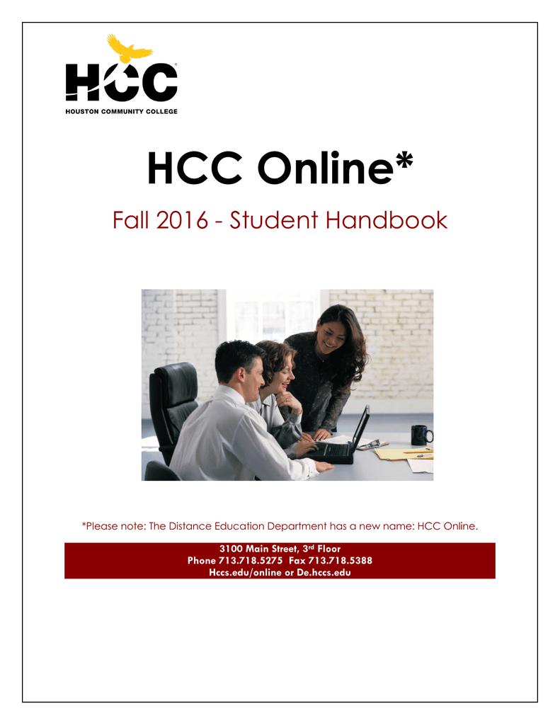 ferpa form hcc  HCC Online - Houston Community College