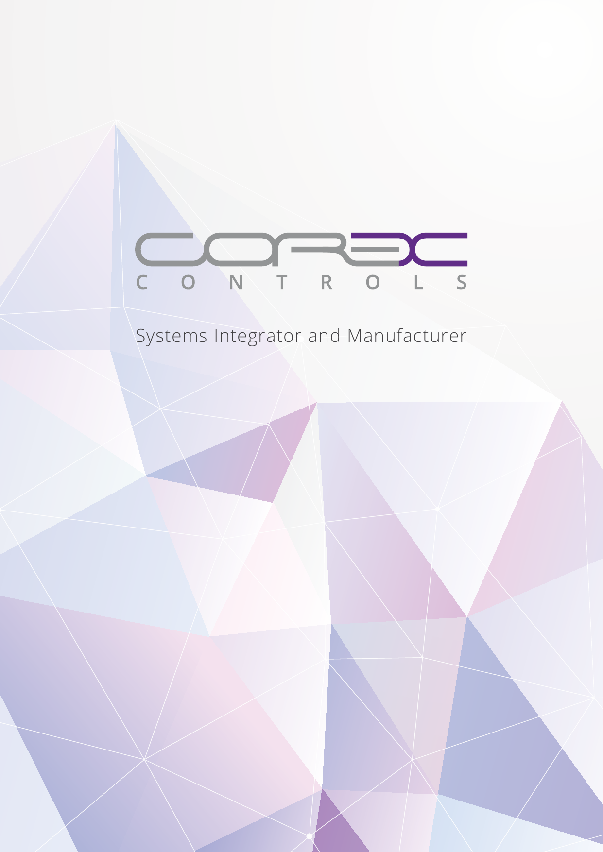 CoreX Controls Brochure