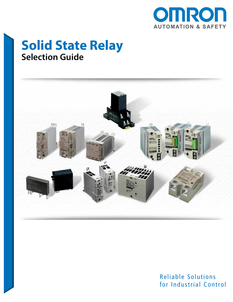Solid State Relay Guide on