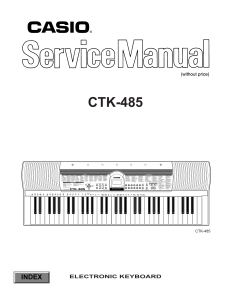 S/M CTK-485 - Black Magic Amplifiers