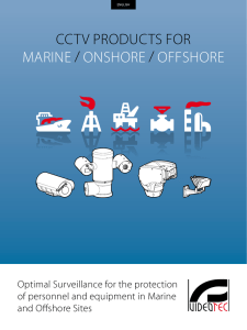 Marine and Onshore/Offshore