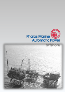 pharos marine ltd manufacturing operations