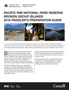 2016 Paddler`s Preparation Guide
