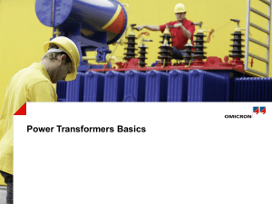 Power Transformers Basics
