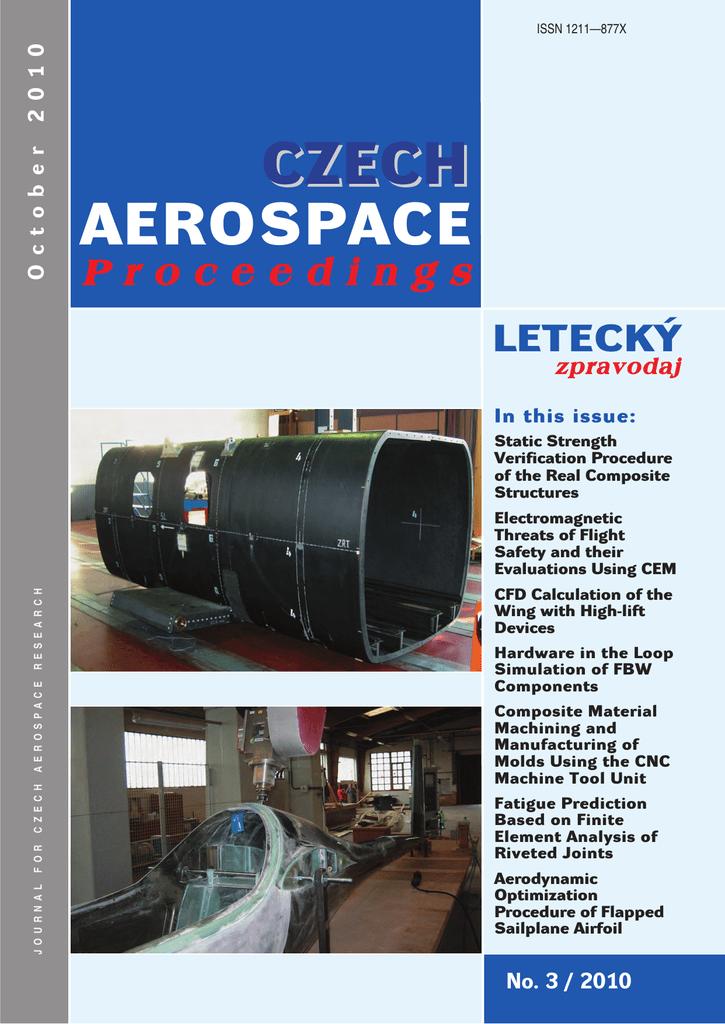 czech aerospace - Výzkumný a zkušební letecký ústav