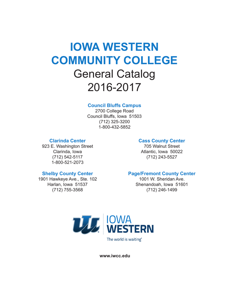 Iowa Western Community College General Catalog 2016 Harmonic Sweetener Guitar Effect Circuit Diagram