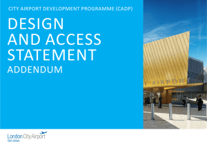 CD2.2.3 Design and Access Statement