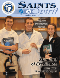 12 Winter Annual Report Saints Spirit