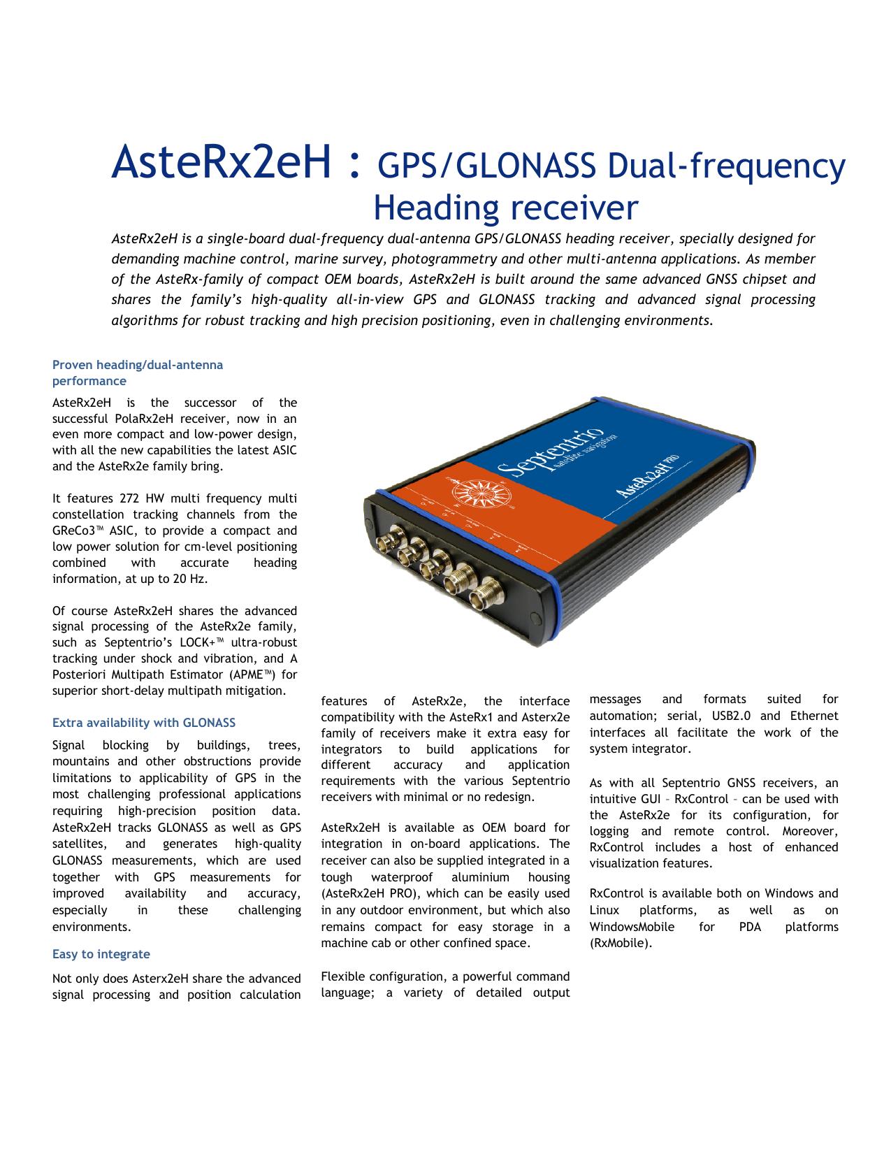 Glonass Frequency