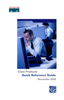 Cisco Unified MeetingPlace Express 1.1 - Cisco