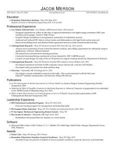 PDF Resume - Jacob Merson