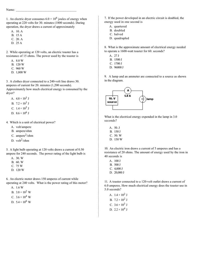 sc 1 st  studylib.net & Electrical Power