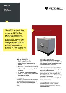 Top-Security Digital Encryption Module for Analog Radios