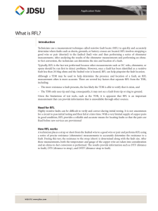 What is RFL? - ViaviSolutions