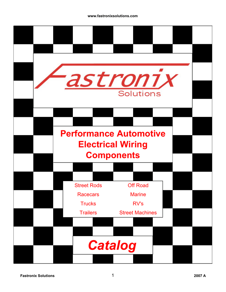 Catalog Fastronix Solutions Mount The Spdt Switch With Supplied Nut Secure Your Wiring So It