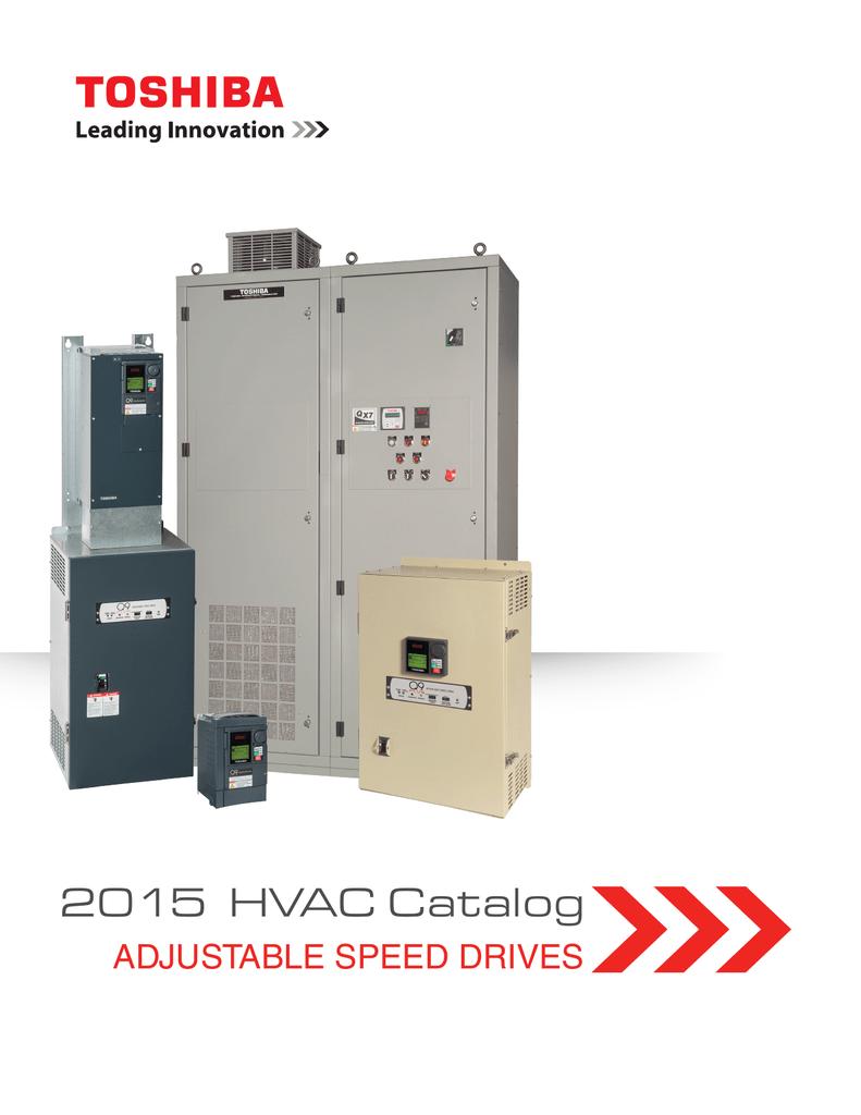 2015 Hvac Catalog S15 Toshiba Inverter Wiring Diagrams