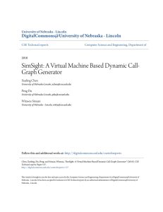 SimSight: A Virtual Machine Based Dynamic Call