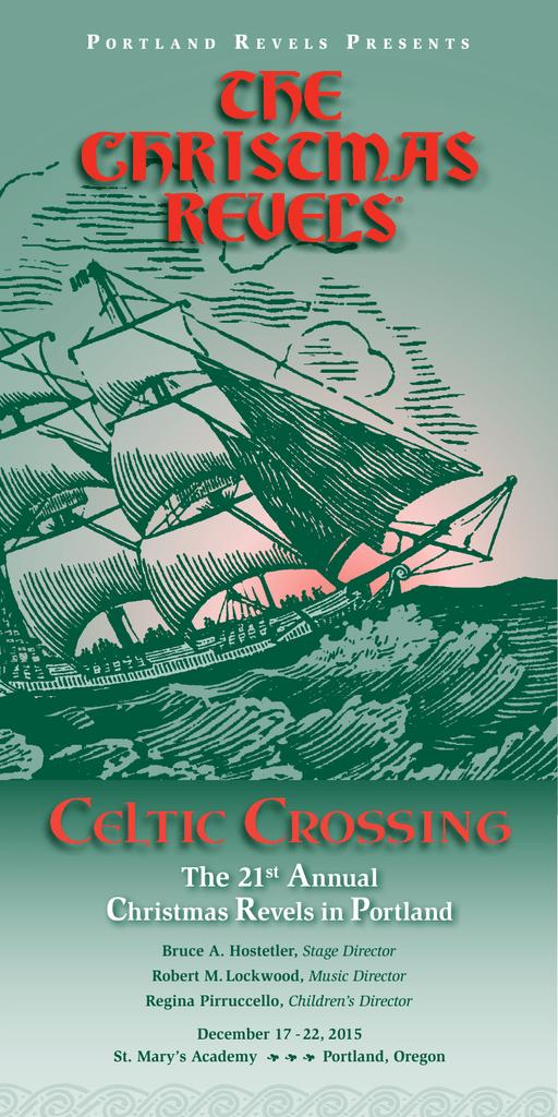 CeltiC Crossing - Portland Revels