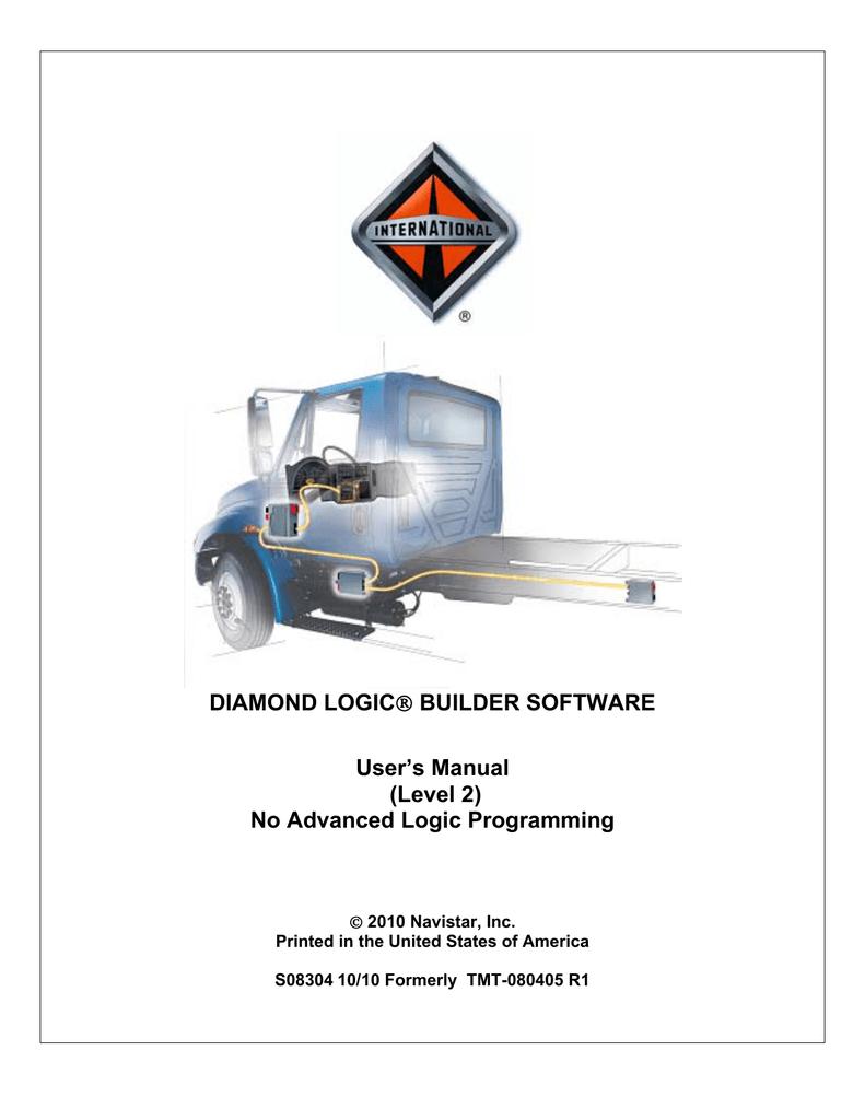 Navistar Bodybuilder Manual Ht 570 Engine Diagram Array Diamond Logic Builder Software User S Level 2 Rh Studylib