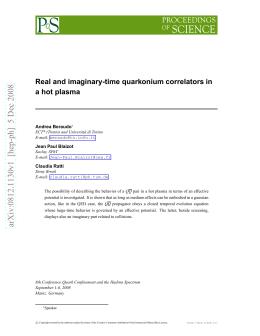 arXiv:0812.1130v1 [hep-ph] 5 Dec 2008 - IPhT