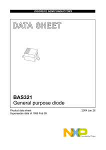 BAS321 General purpose diode